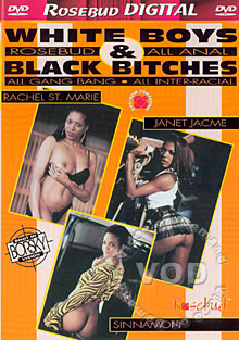 White Boys & Black Bitches Box Cover