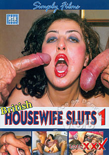 British Housewife Sluts 1 Box Cover
