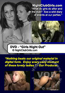 Girls Night Out Box Cover
