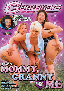 3 Gen: Mommy, Granny & Me Box Cover
