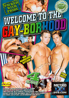 Welcome To The Gay-borhood