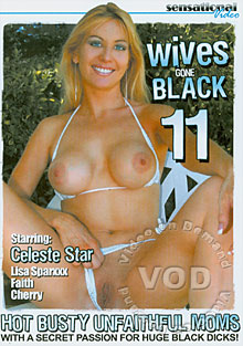 Wives Gone Black 11 Box Cover