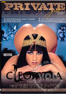 Cleopatra  (German) Box Cover
