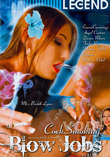 Cock Smoking Blow Jobs Volume 5 Box Cover