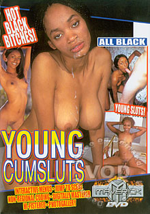Young Cum Sluts Box Cover