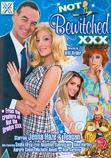 Not Bewitched XXX Box Cover