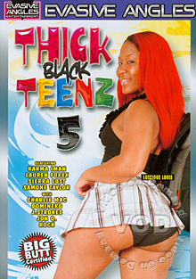 Thick Black Teenz 5 Box Cover