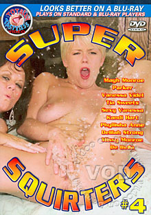Super Squirters #4 Box Cover