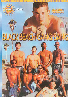 Black Beach Gang Bang Box Cover