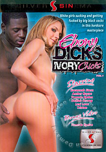 Ebony Dick's Ivory Chicks - Volume 1 Box Cover