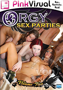 Orgy Sex Parties Volume 5