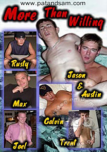 More Than Willing Box Cover