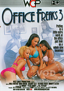 Office Freaks 3 Box Cover