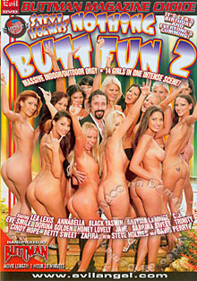 Nothing Butt Fun 2 Box Cover