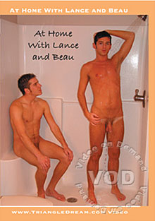 At Home With Lance And Beau