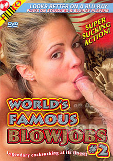 World's Famous Blowjobs #2 Box Cover