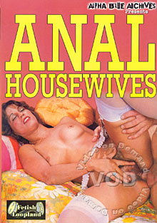 Anal Housewives Box Cover