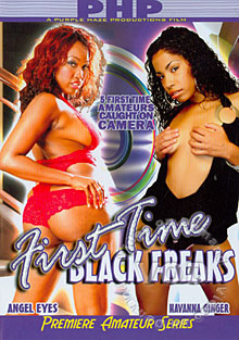 First Time Black Freaks Box Cover