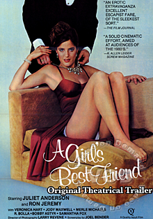 Original Theatrical Trailer - Girl's Best Friend Box Cover