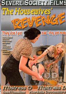 The Housewives' Revenge Box Cover