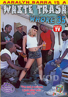 White Trash Whore 35 Box Cover