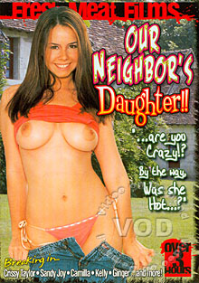 Our Neighbor's Daughter! Box Cover