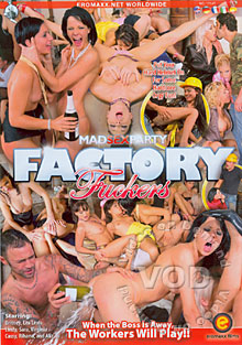 Mad Sex Party - Factory Fuckers Box Cover