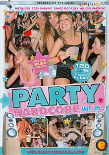 Party Hardcore Vol. 25 Box Cover