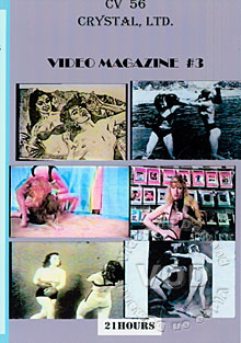 Video Magazine 3 Box Cover