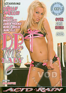 DP Me Baby 6 Box Cover