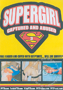 Supergirl 3 - Captured Box Cover