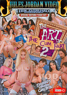 The Art Of The Cum Fart 2 (Disc 2) Box Cover