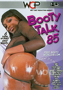 Booty Talk 85 Box Cover