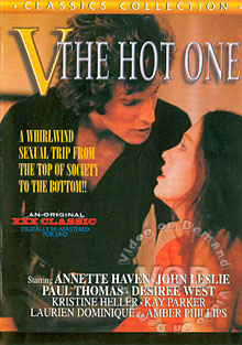 V The Hot One Box Cover