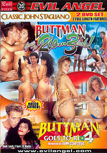 Buttman Goes To Rio 4 Box Cover