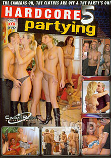 Hardcore Partying 5 Box Cover