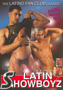 Latino fan club gay dvd
