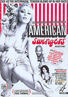 American Swingers Box Cover