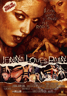 Jenna Loves Pain Box Cover