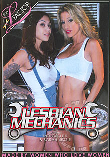 Lesbian Mechanics Box Cover