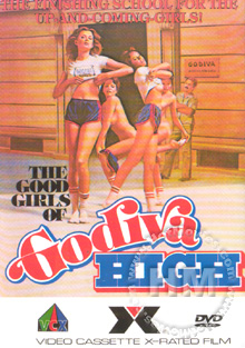The Good Girls Of Godiva High Box Cover