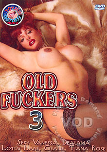 Old Fuckers 3 Box Cover