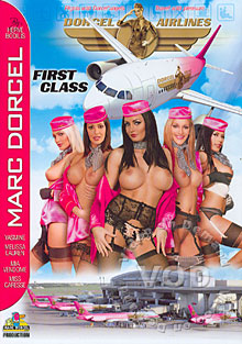 Dorcel Airlines - First Class (English)