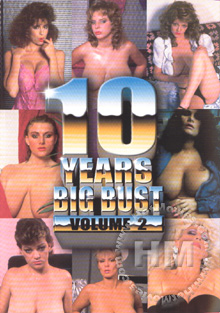 10 Years Big Bust Volume 2 Box Cover