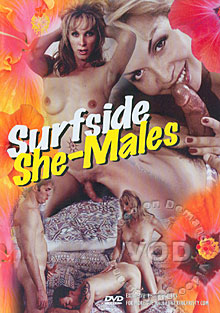 Surfside She-Males Box Cover
