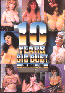10 Years Big Bust Volume 1 Box Cover