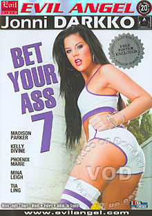 Bet Your Ass 7 Box Cover