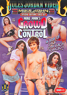 Crowd Control (Disc 2) Box Cover