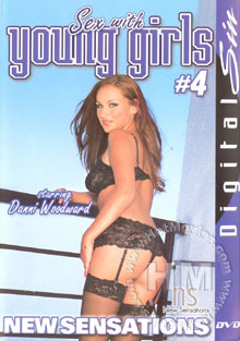 Sex With Young Girls #4 Box Cover