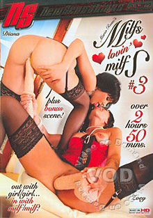MILFs Lovin' MILFs 3 Box Cover